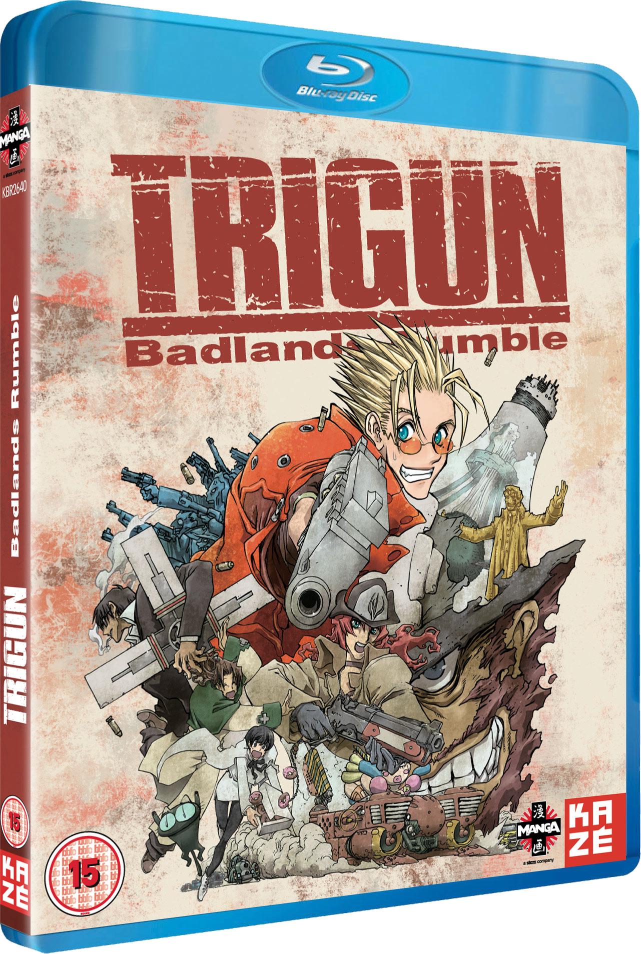 Badlands Rumble Animeblurayuk