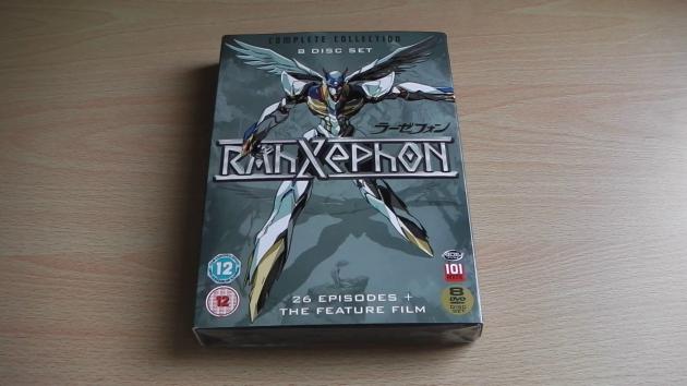 rahxephon_complete_unboxing