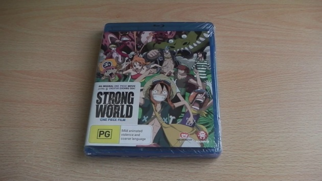 One_Piece_Strong_World_Bluray_Unboxing