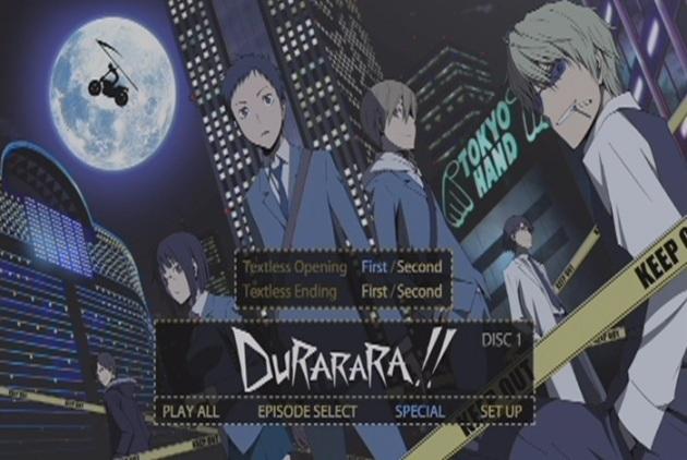 Durarara_Extras