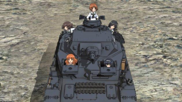 Girls_Und_Panzer_Screenshot_1