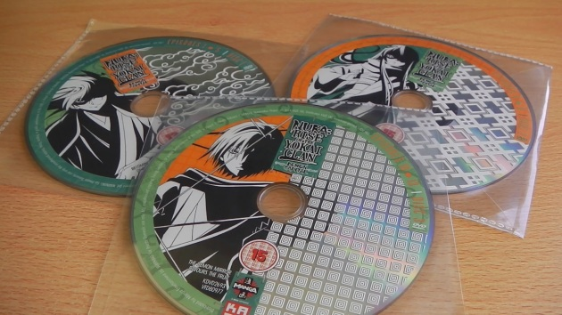 Nura_Rise_of_Yokai_Season2_Discs