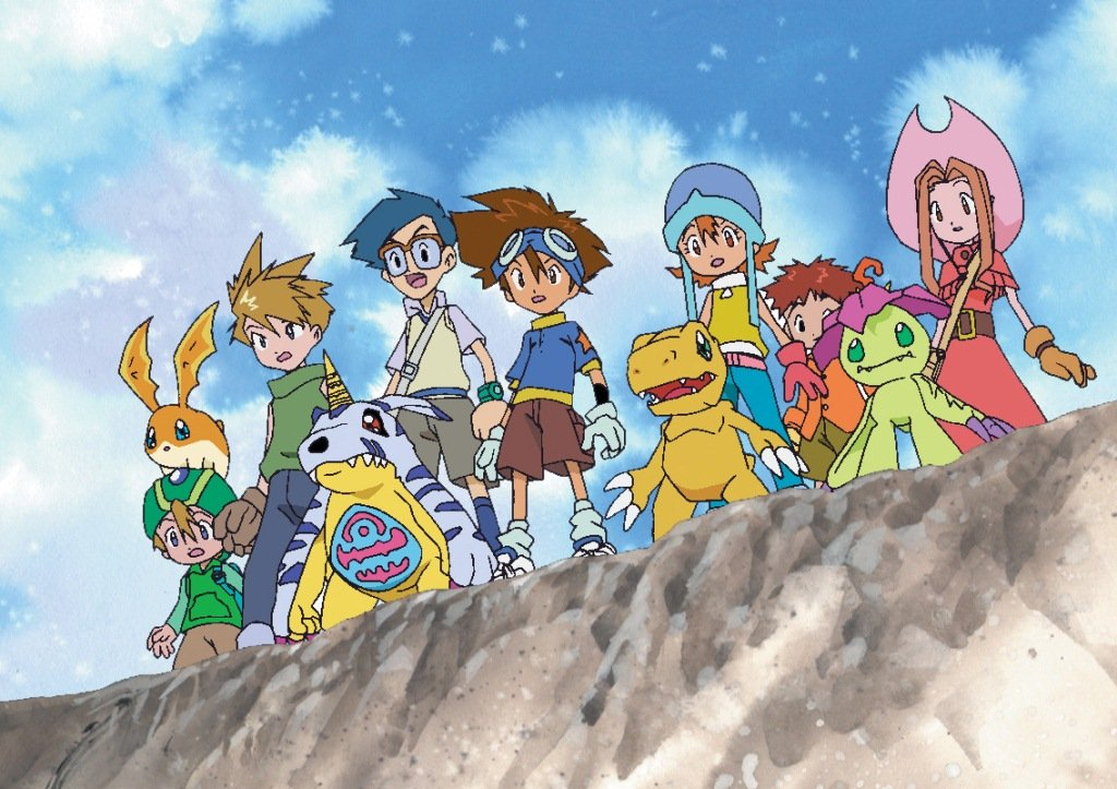 Amazon Instant Video Begin Streaming Digimon & Beyblade ...
