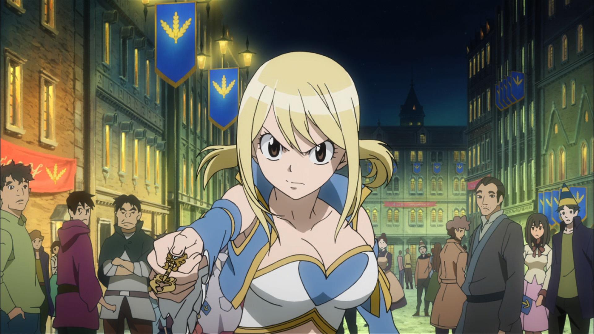 how to watch fairy tail in english