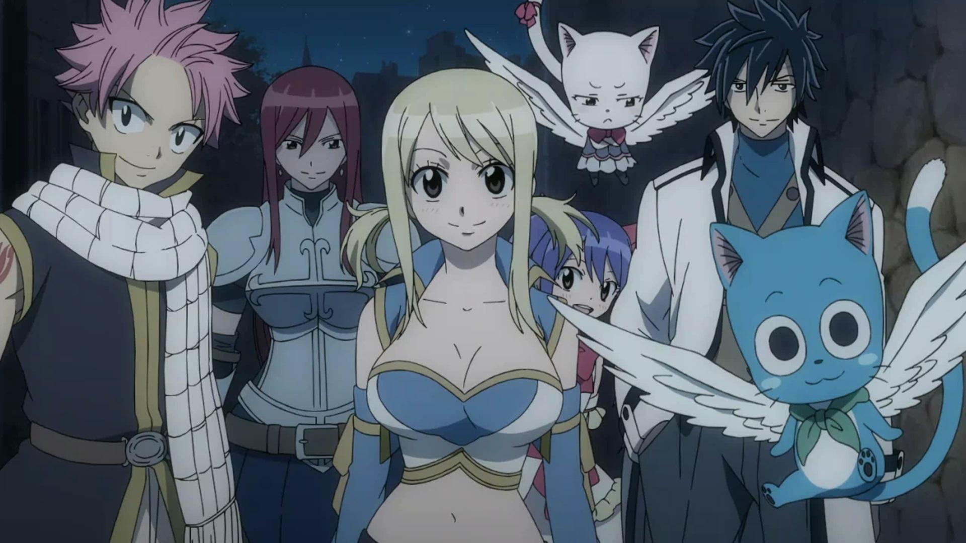 Fairy Tail Screenshots