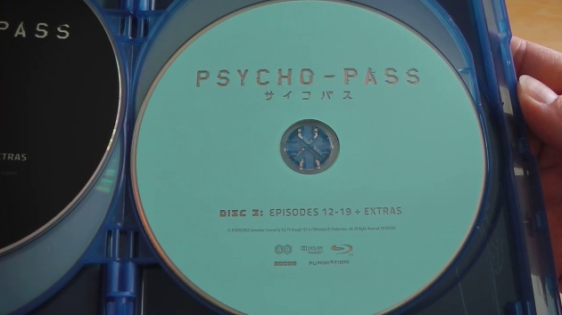 Psycho_Pass_Series1_Part2_Unboxing_Disc