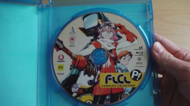 flcl_complete_bluray_disc_unboxing