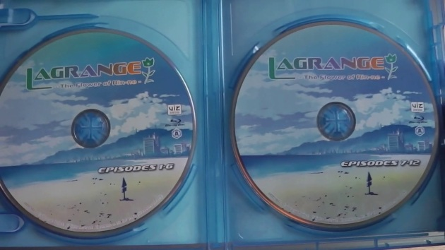 lagrange_season1_bluray_unboxing_discs