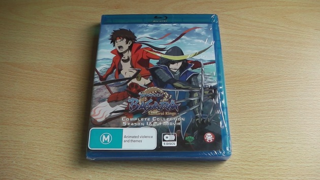sengoku_basara_complete_collection_bluray_unboxing_front