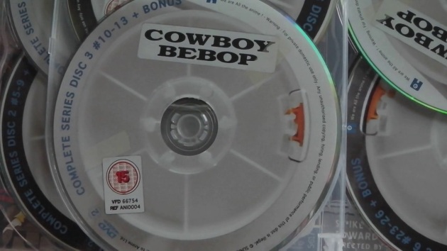 cowboy_bebop_anime_limited_dvd_complete_unboxing_discs