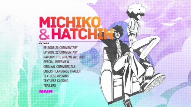 Michiko_Hatchin_Part2_DVD_Extras