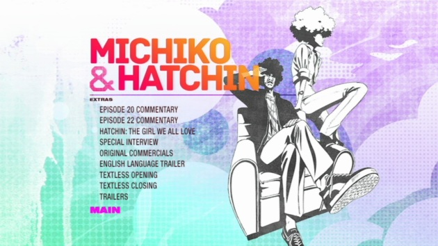 Michiko_Hatchin_Part2_DVD_Extras