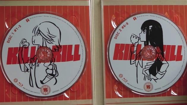 Kill_La_Kill_Part1_Collectors_Unboxing_Disc