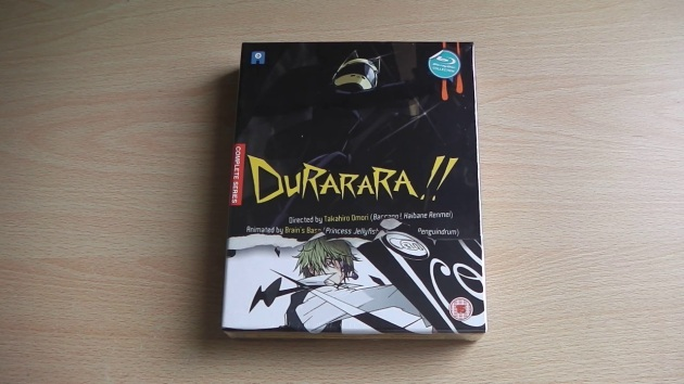 Durarara-limited-edition-bluray-unboxing-front