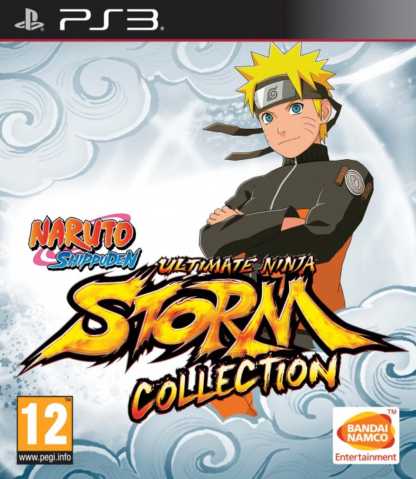 Naruto Storm Trilogy Trademarked - PlaystationTrophies org