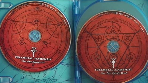 fullmetal-alchemist-complete-unboxing-discs