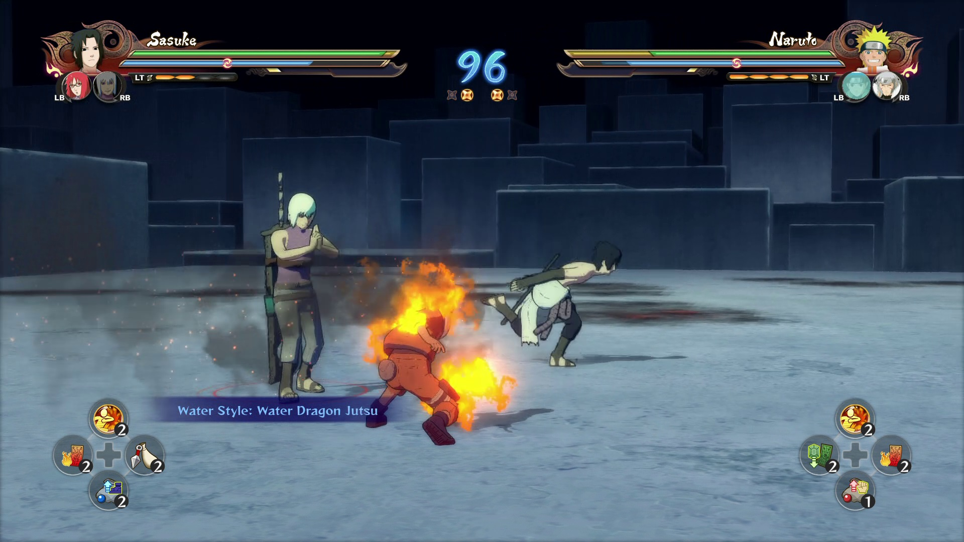 Game Review: Naruto Shippuden: Ultimate Ninja Storm 4 (Xbox One