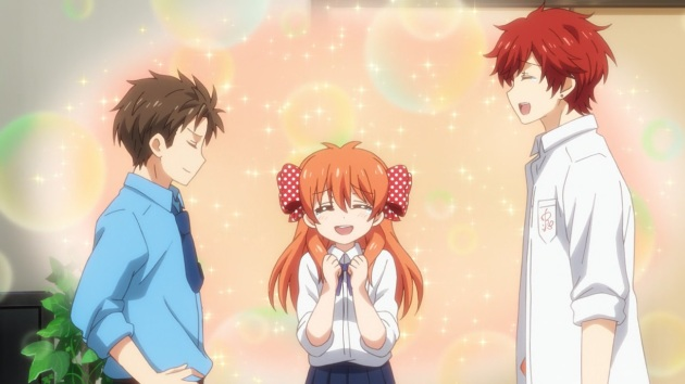 Monthly Girls' Nozaki-kun screenshot