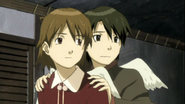 Haibane Renmei screenshot
