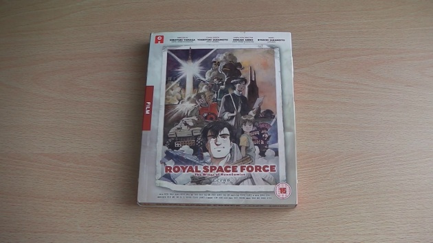 royal-space-force-bluray-unboxing-front