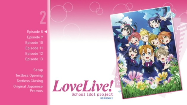 love-live-season2-dvd-extras