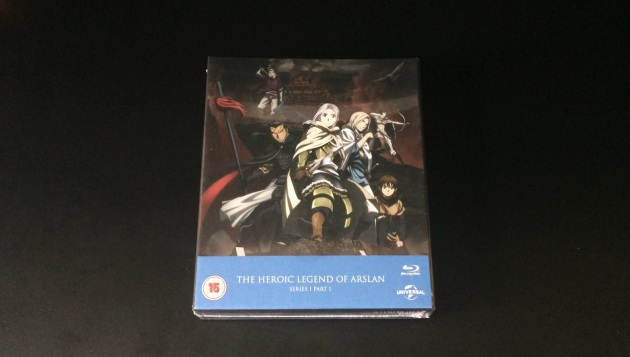 heroic-legend-of-arslan-series1-part1-bluray-unboxing-front