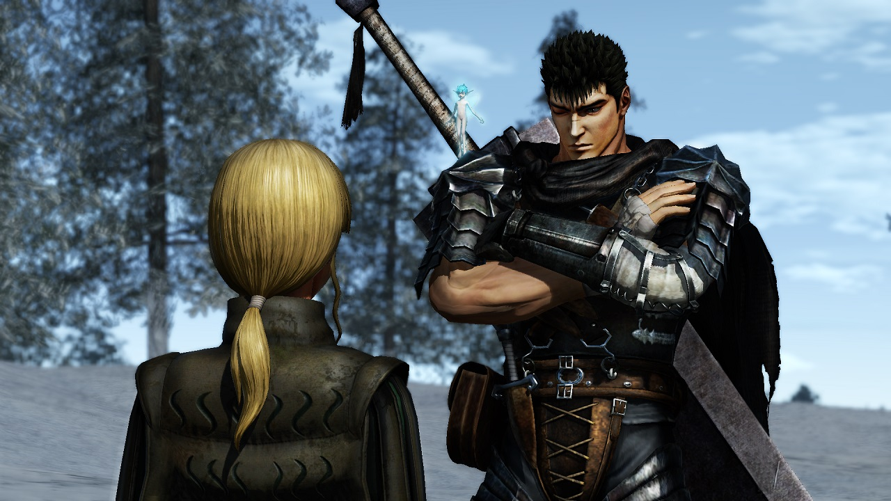 Berserk and the Band of the Hawk Western Release Date ...