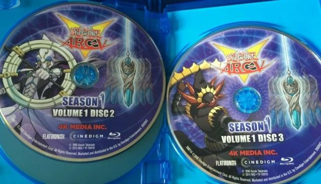 yugioh-arcv-season1-volume1-discs
