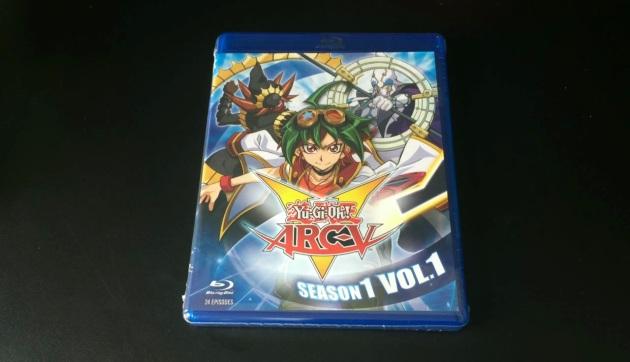 yugioh-arcv-season1-volume1-front