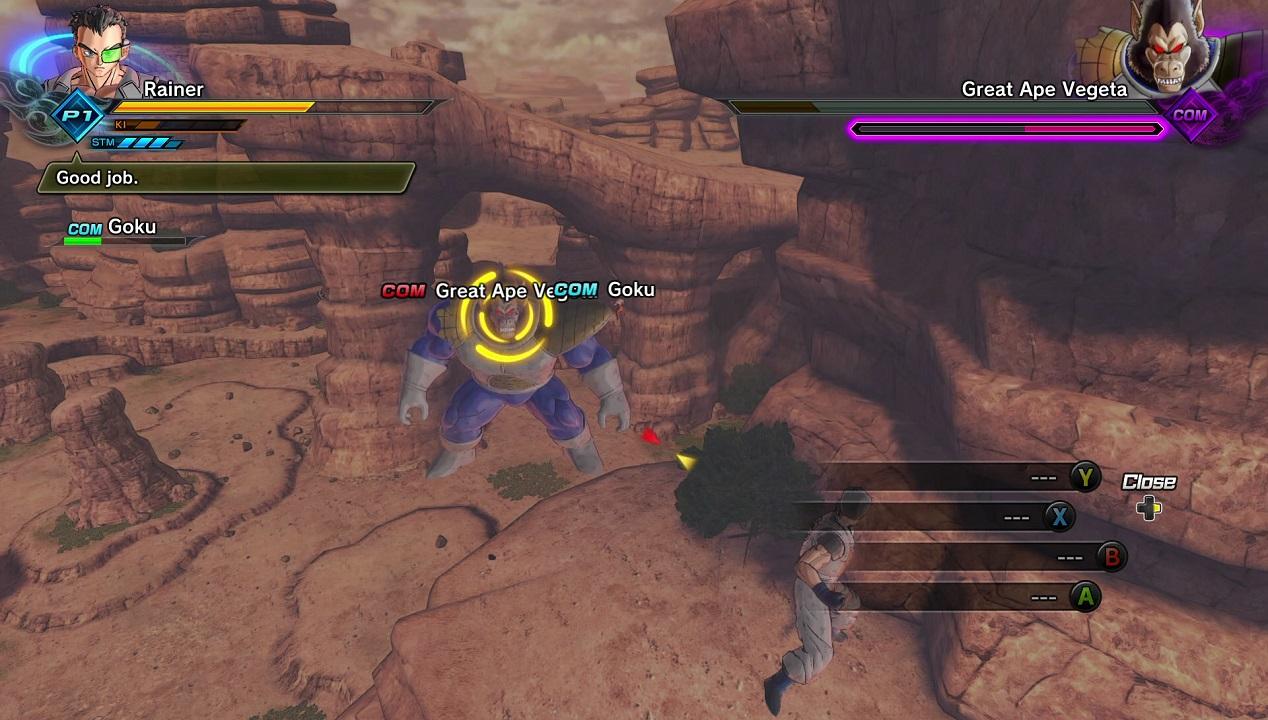 Game Review: Dragon Ball Xenoverse 2 (Xbox One)   AnimeBlurayUK