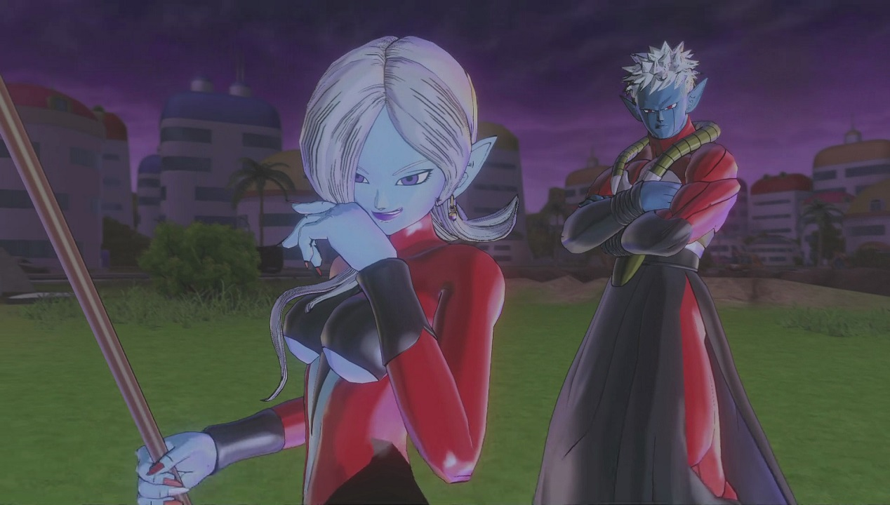 Game Review: Dragon Ball Xenoverse 2 (Xbox One) | AnimeBlurayUK