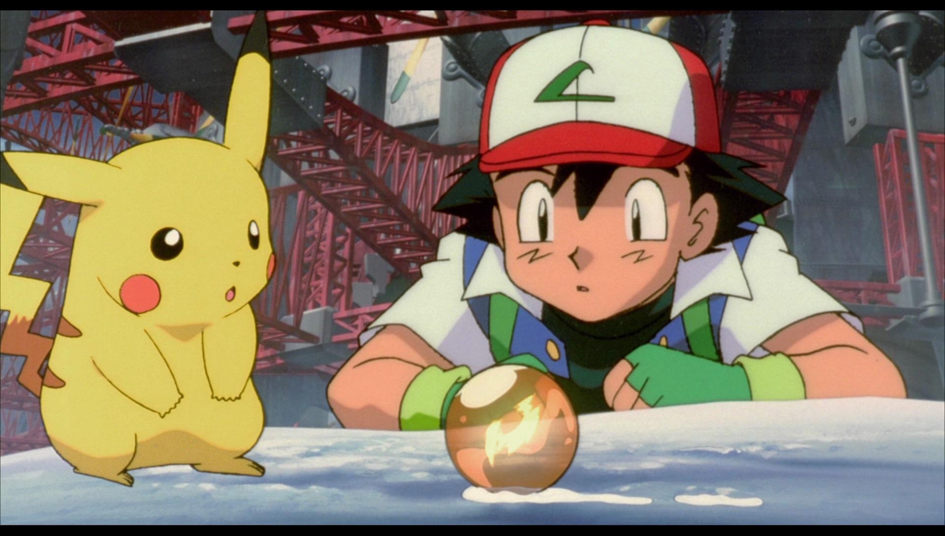 Blu Ray Review Pokemon Movie Trilogy Collection Animeblurayuk