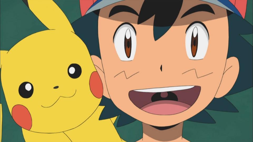 Pokemon: The Series – Sun & Moon: Ultra Adventures Now