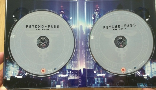 psycho-pass-the-movie-collectors-edition-unboxing-discs