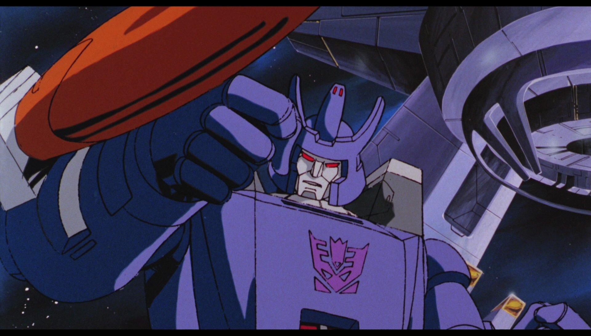 bluray review the transformers the movie animeblurayuk
