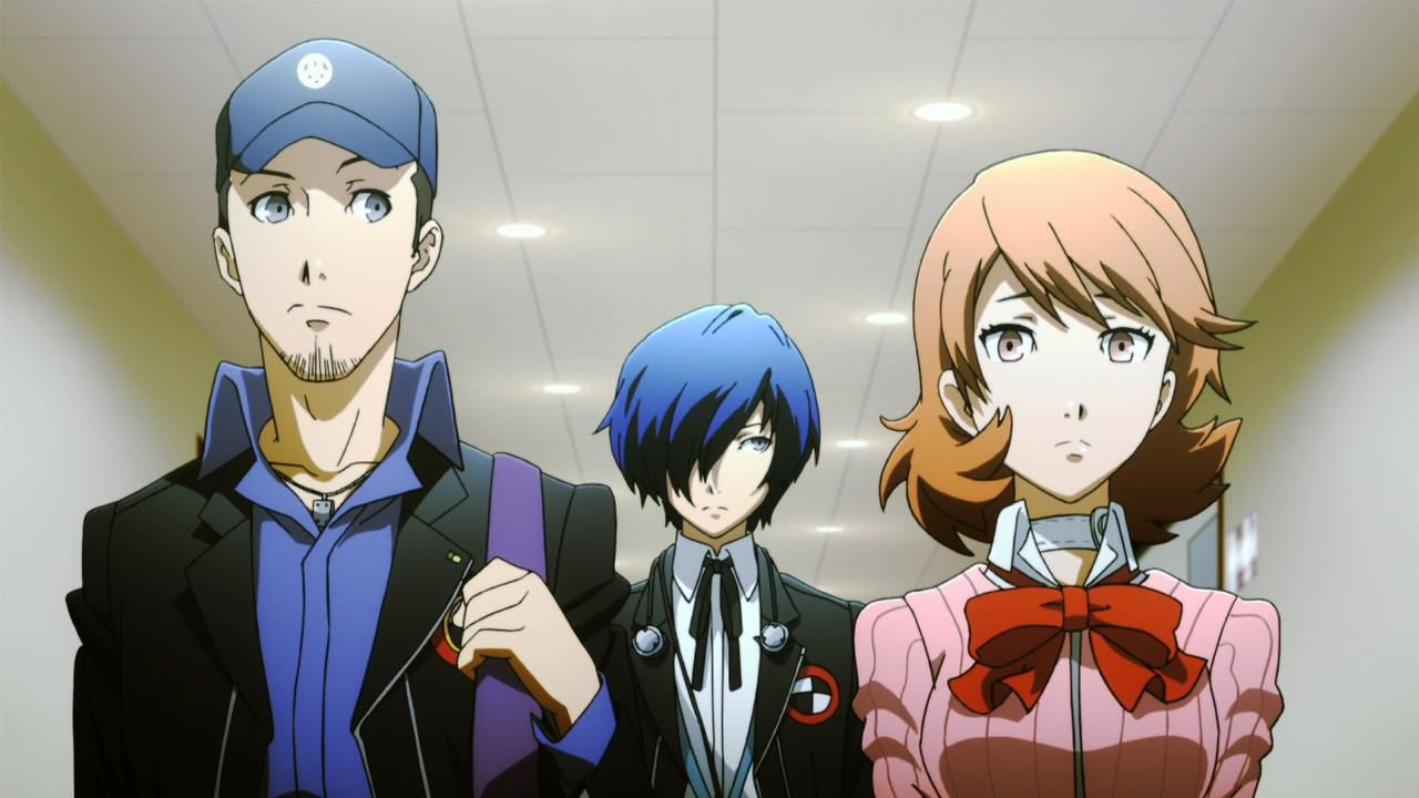Hookup More Than One Girl Persona 3