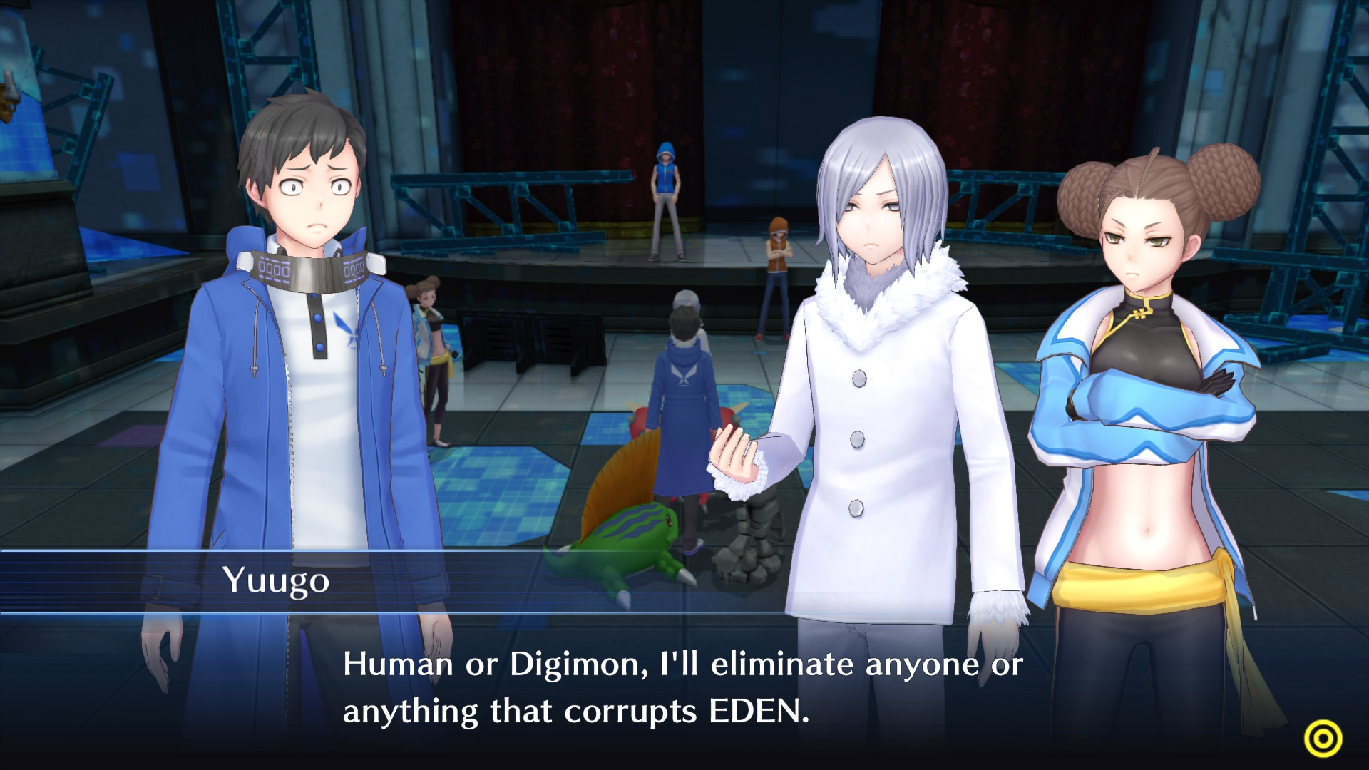 Digimon Story Cyber Sleuth Hacker S Memory Release Date Announced