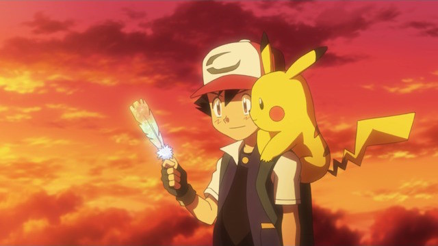 UK DVD Release of Pokemon The Movie: I Choose You To Include
