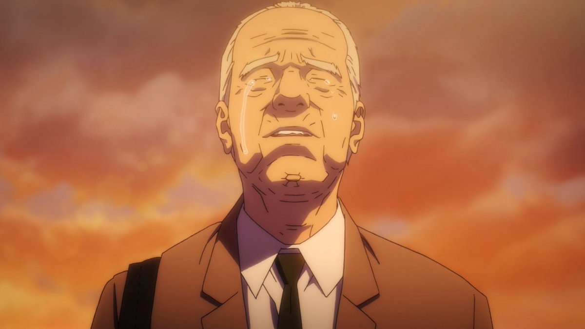 Offer Small Amounts Of Anime Content For UK Auidiences As Today The Service Have Now Offered Studio MAPPAs Animated Series Inuyashiki Last Hero Onto