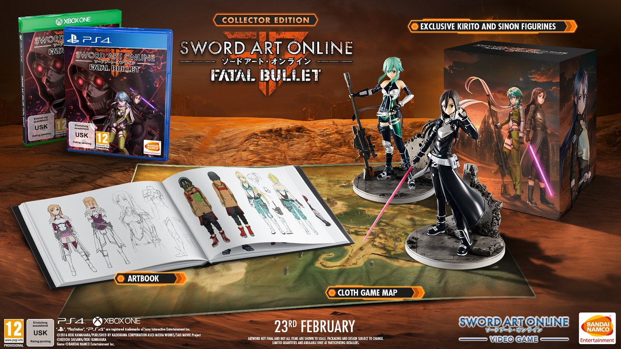 Sword art online pc game release date in Perth