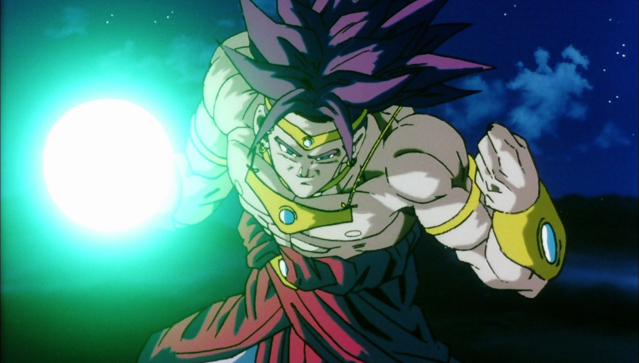 Brolys Introduction Begins In The Eighth Dragon Ball Z Movie Known As Broly Legendary Super Saiyan Which Sees Paragus A Mysterious