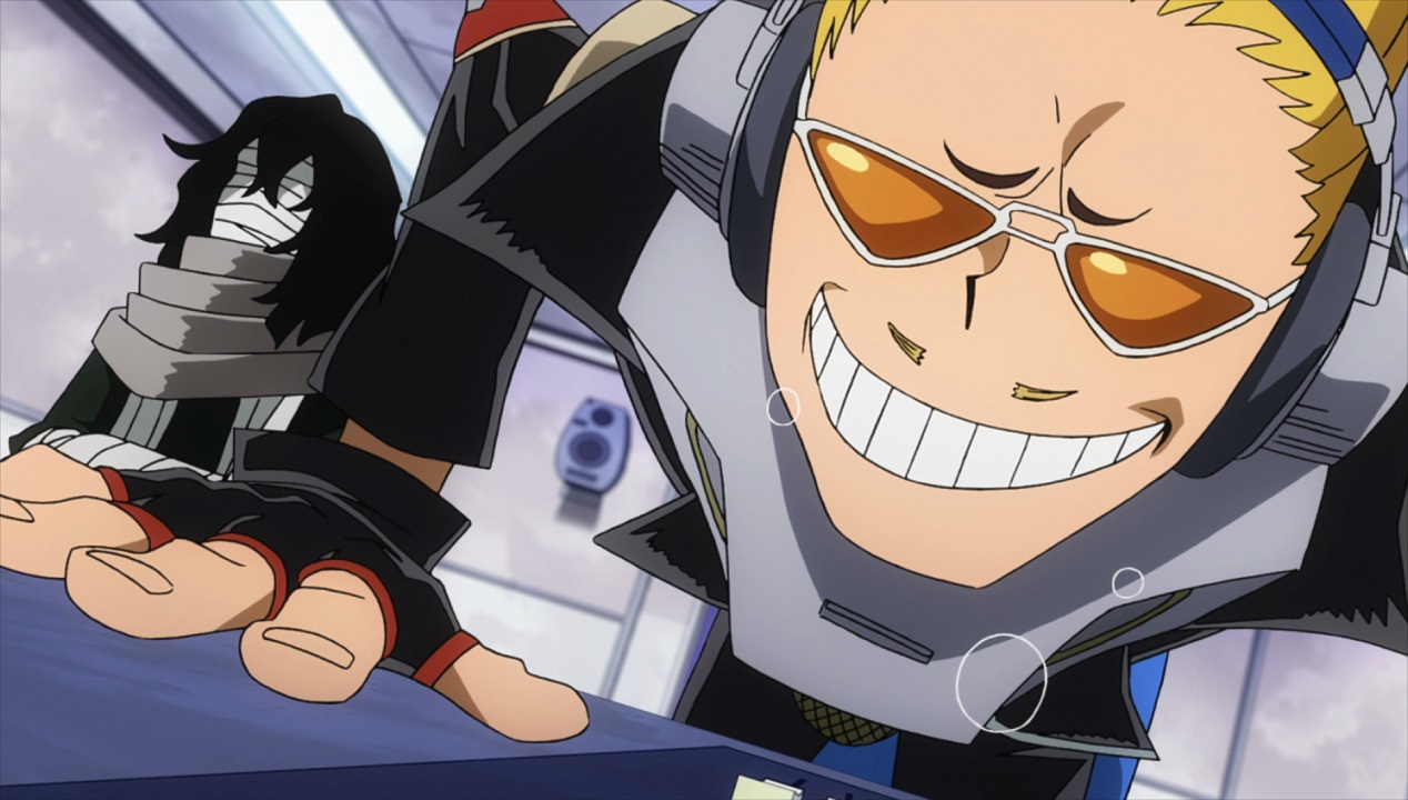 Blu-Ray Review: My Hero Academia – Season 2 Part 1
