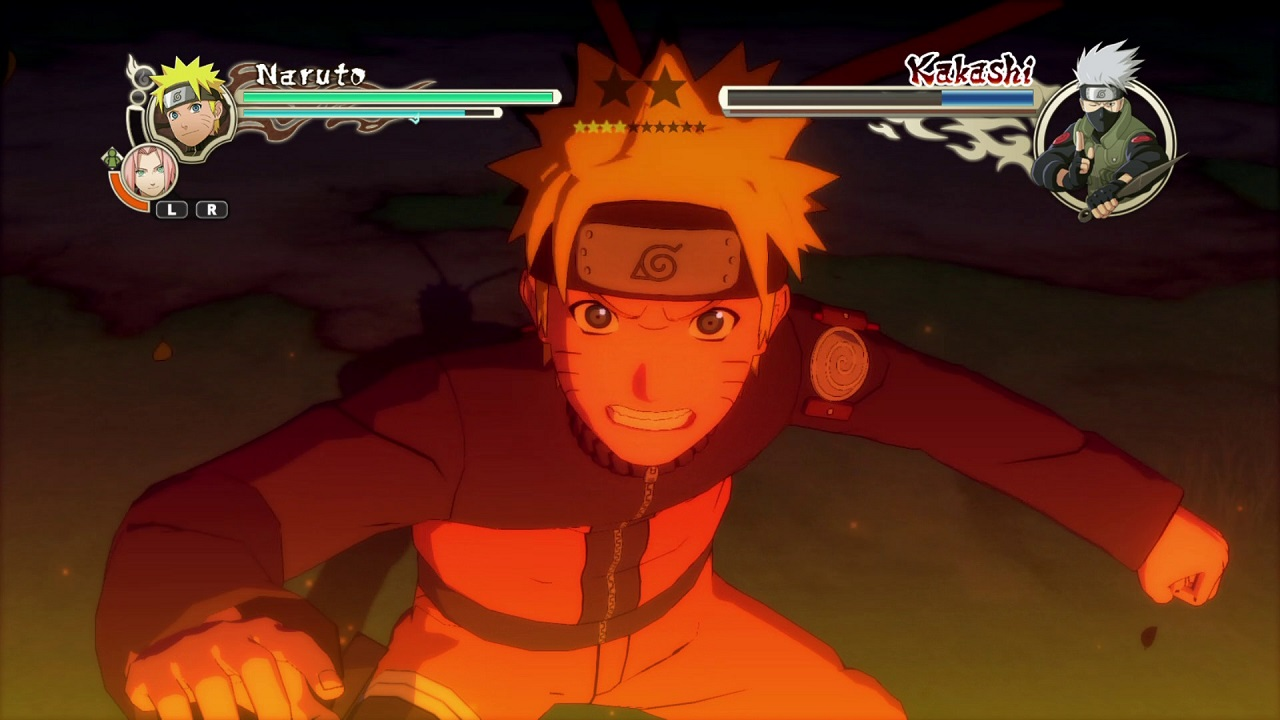 Game Review: Naruto Shippuden Ultimate Ninja Storm Trilogy