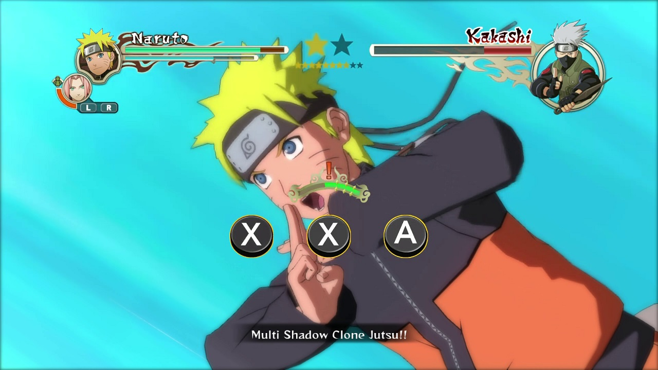 Game Review: Naruto Shippuden Ultimate Ninja Storm Trilogy (Switch