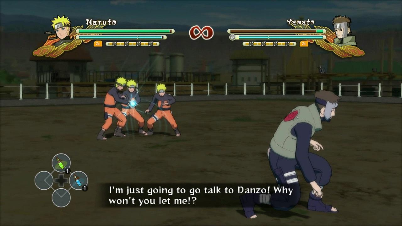 Game Review: Naruto Shippuden Ultimate Ninja Storm Trilogy