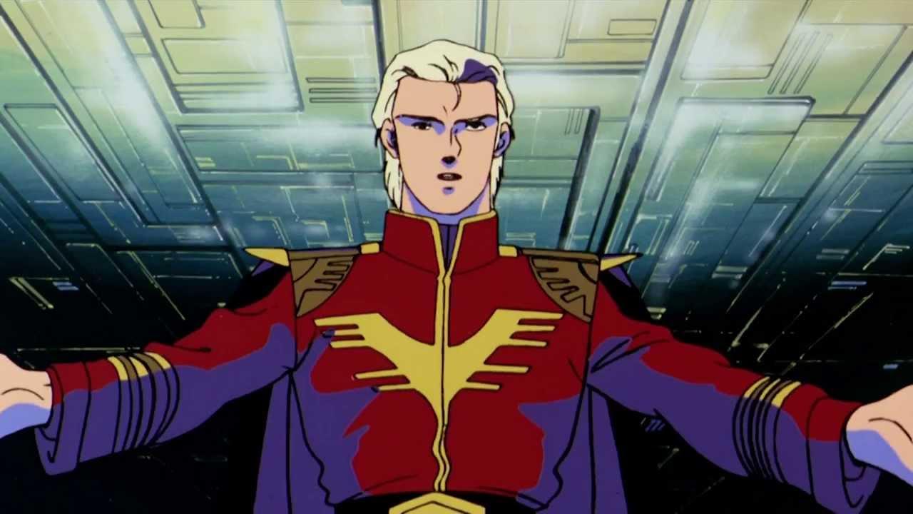 Mobile Suit Gundam Char S Counterattack Available To Stream On Gundaminfo Animeblurayuk
