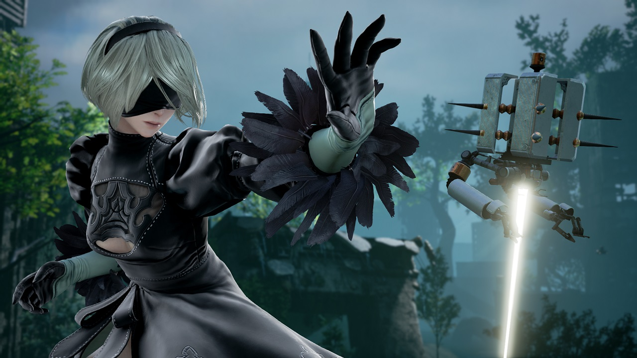 Nier: Automata's 2B Announced as Guest DLC Character for
