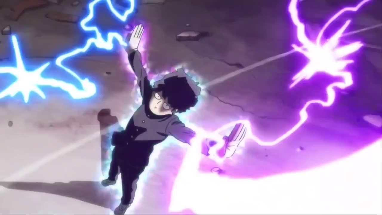 Blu-Ray Review: Mob Psycho 100 – The Complete Series