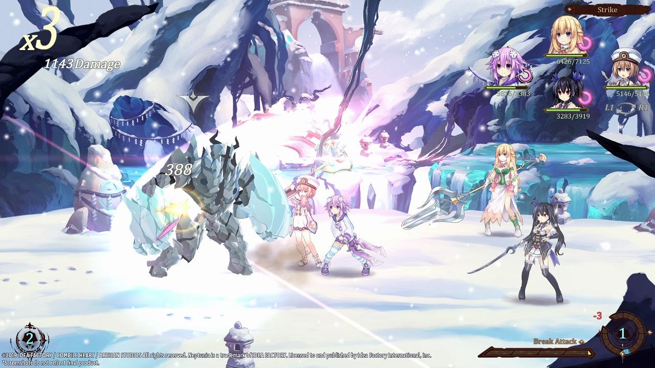 Super Neptunia RPG Receives New Trailer & Steam Deluxe