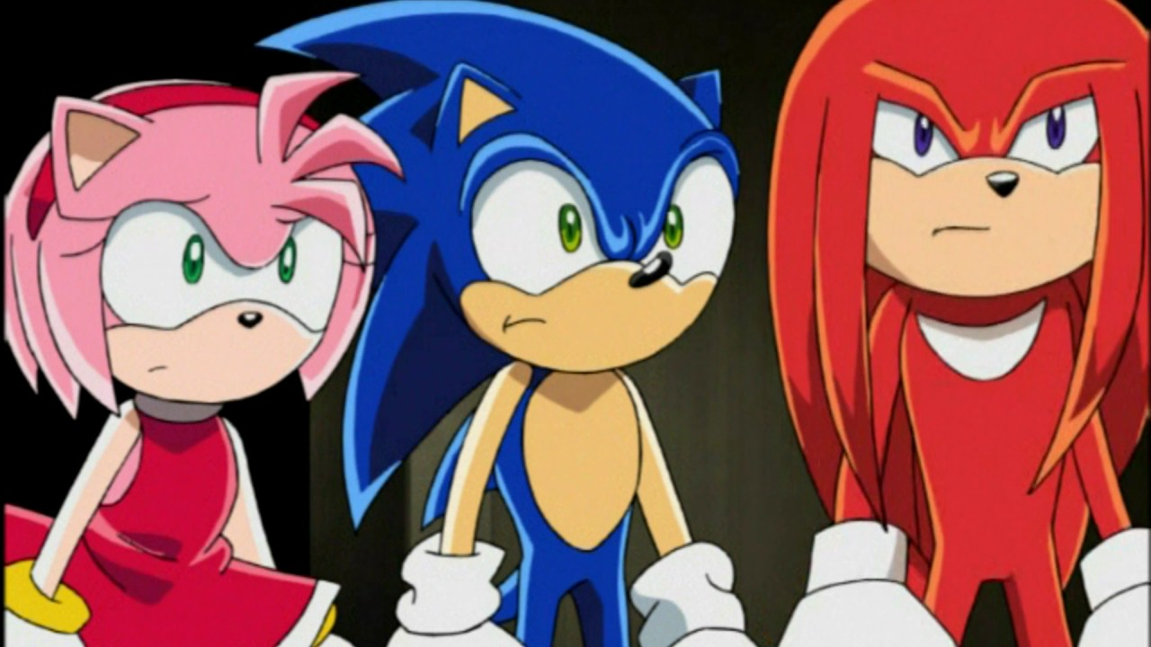 Sonic X Season 3 Now Streaming On Amazon Instant Video For Prime